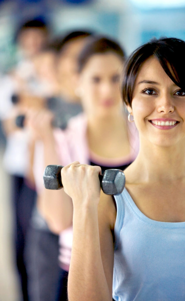 resistance exercise helps prevent muscle loss during weight loss
